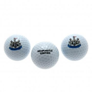 Newcastle United Golf Balls